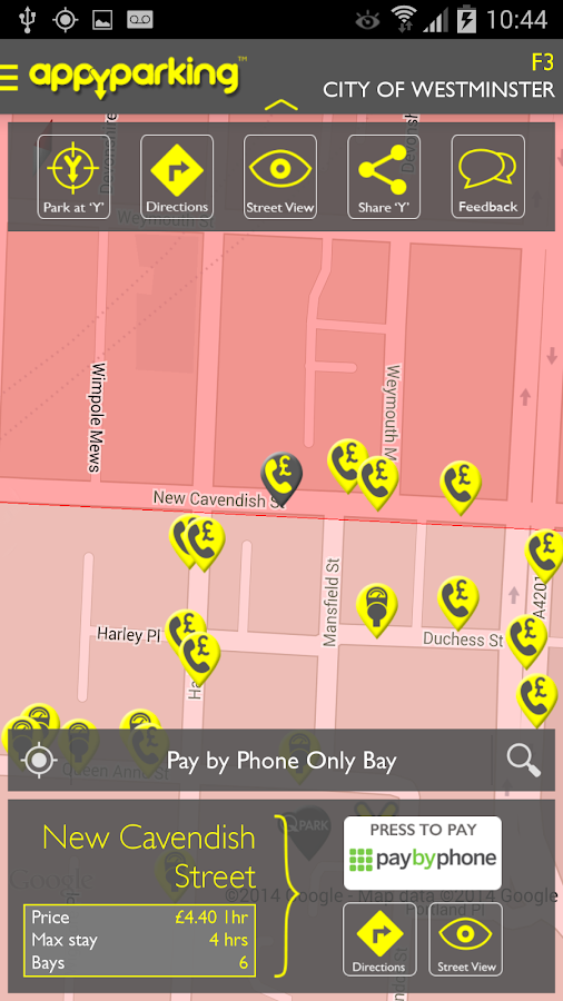 AppyParking | Make Parking Forgettable