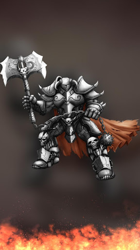 Demon Warrior Hola テーマ