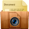 Camera Document Translator logo