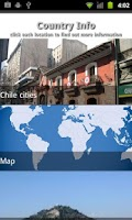 Screenshot of Chile Travel