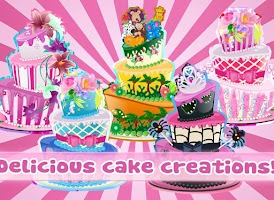 Screenshot of Crazy Delicious Cakes