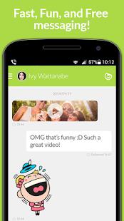 Jongla - Instant Messenger - screenshot thumbnail