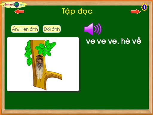 【免費教育App】Bài 8: chữ l, h, vần lê, hè-APP點子