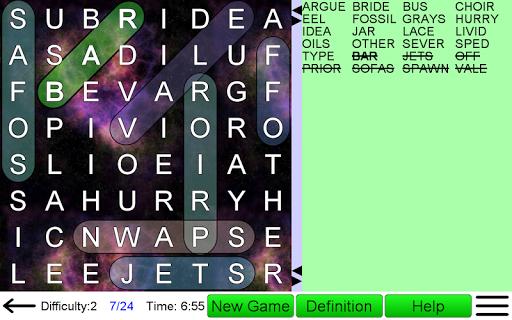 Word Search Ultimate 2.5.2 screenshots 22