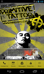 Primitive Tattoo- screenshot thumbnail