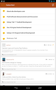 XDA Legacy Screenshot 9