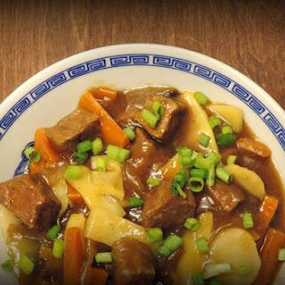 Slow Cooker Sunday! Mongolian Beef!.