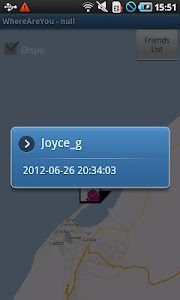 FriendsLocator screenshot 4
