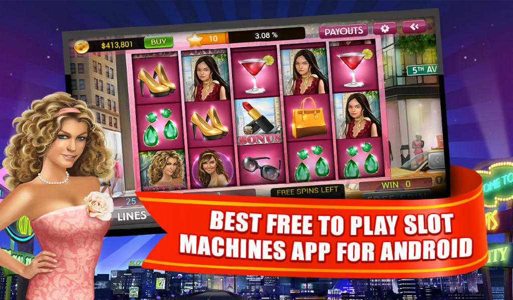 Slot City - Free Casino Slots - screenshot