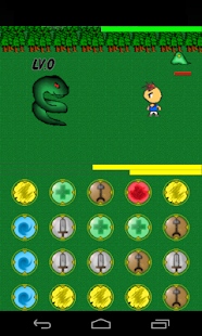 Monster Killer ( Puzzle RPG )- screenshot thumbnail