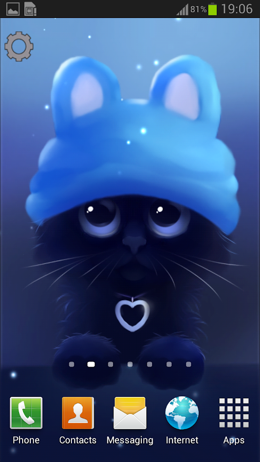 Yin The Cat Lite: captura de pantalla