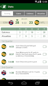 Edmonton Eskimos screenshot 1