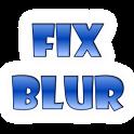 Fix Photo Blur icon