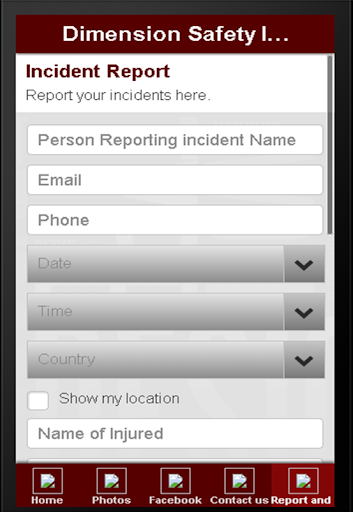 OHS Management Tool