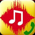 Ringtone sobre Ringback icon