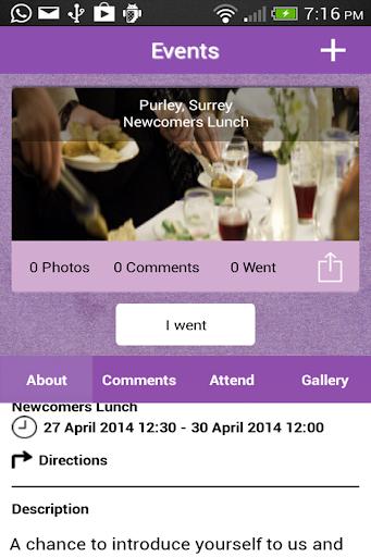 【免費生活App】Purley Baptist-APP點子