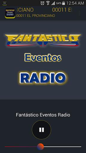 Fantástico Eventos Radio