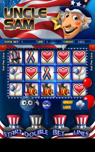 Uncle Sams Slot Machine HD