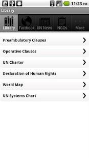 Model UN- screenshot thumbnail