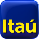Itaú PY mobile app icon
