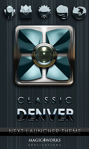 Next Launcher Theme Denver