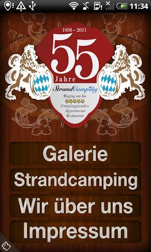 Strandcamping