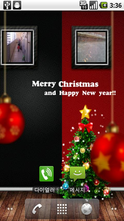 XMas Gallery Live Wallpaper - screenshot