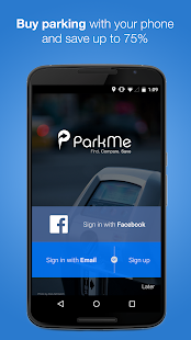 ParkMe Parking - screenshot thumbnail