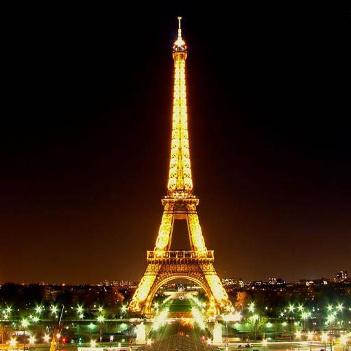 Memory Paris LOGO-APP點子