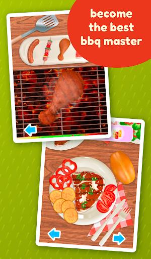 BBQ Grill Maker - Cooking Game  screenshots 18
