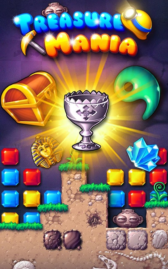 Treasure Mania- screenshot