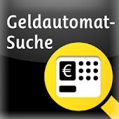 Geldautomat-Suche
