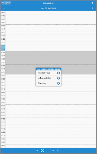 【免費生產應用App】WZ-Agenda Mobile-APP點子