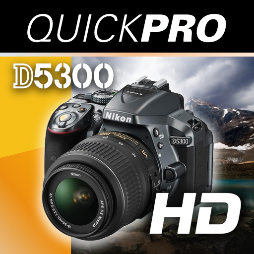 Nikon D5300 from QuickPro 攝影 App LOGO-APP開箱王