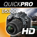 Nikon D5300 from QuickPro icon