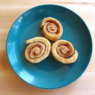 Pie Crust Pinwheels.