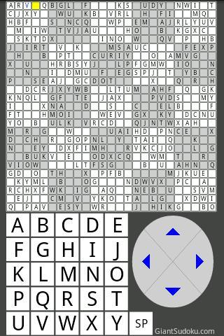 Giant Sudoku 3 - screenshot
