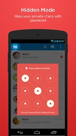 hike messenger Screenshot 3