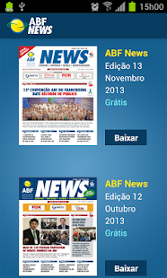 ABF News- screenshot thumbnail