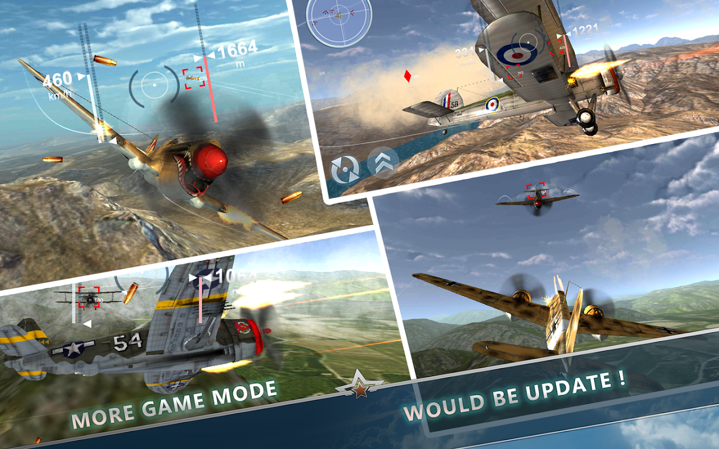 Vintage Arcade Games >> WW2 Aircraft Battle 3D - Android Apps on Google Play