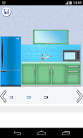 Screenshot of design kitchen games