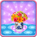 Decoration Game-Cute Flowers icon