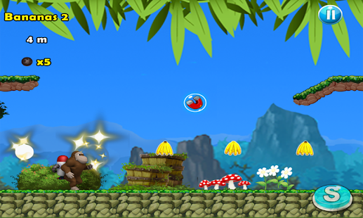 JetPack Kong - screenshot thumbnail