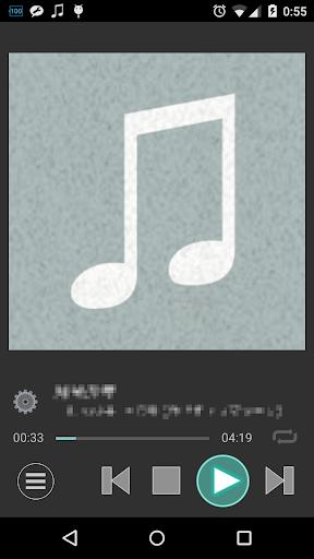 soundrandom:シャッフル再生専用音楽プレーヤー