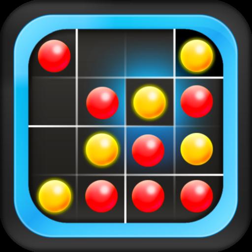 Four In A Line - 四目並べ 棋類遊戲 App LOGO-APP試玩