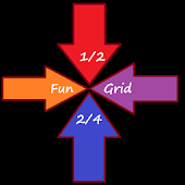 Fun Fraction Grid