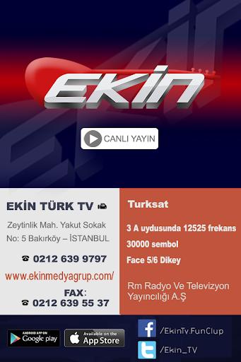 Ekin Tv