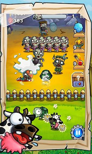 休閒必備免費app推薦|Animals vs Zombies Defense線上免付費app下載|3C達人阿輝的APP