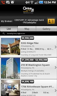 PA & NJ Homes for Sale- screenshot thumbnail