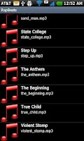 Screenshot of Rap Beats Pro